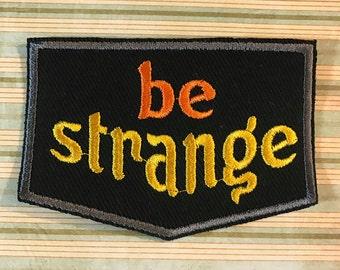 Be Strange - PATCH