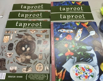 Taproot  Magazine, Issue 20