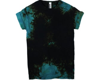 Black tie dye | Etsy