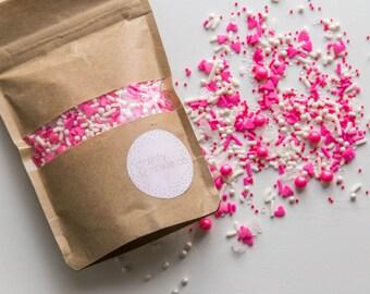 Poppin' Bubbly Kraft Bag