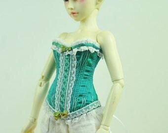 Birds of Paradise BJD Antique Line Raouken Corset for Fairyland Minifee MSD BJD Doll