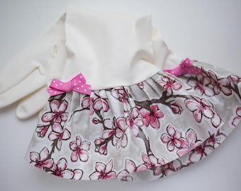 Plain Jane Floral Oilcloth Gloves - Latex Free - Not Just for Cleaning (Size Med) - 2 colors