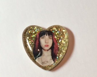 Kathleen Hanna Necklace