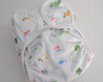 Later Gator - One Size Pocket Cloth Diaper
