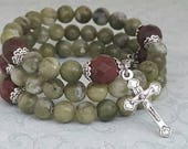 Five Decade Rosary Bracelet