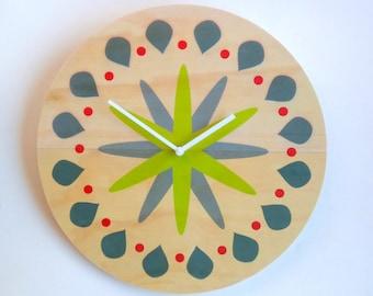 Objectify Portland Wall Clock - Large