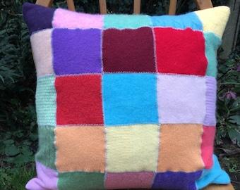 100% cashmere pillow