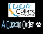A Custom Listing for Julie