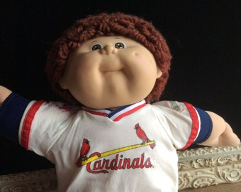Cabbage patch doll cardinal 1978-1982