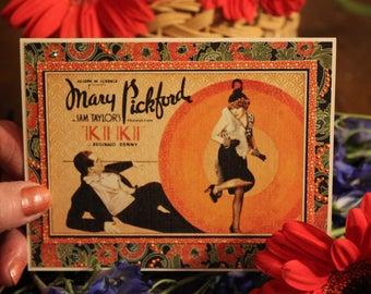 Vintage- Mary Pickford in KIKI