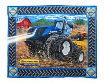 New Holland Tractor panel