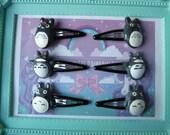 Pinces à cheveux de Totoro
