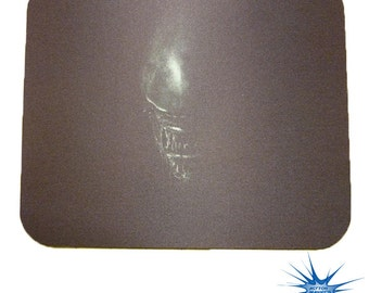 Aliens FACE Anti Slip PC Gamer Picture Mouse Pad