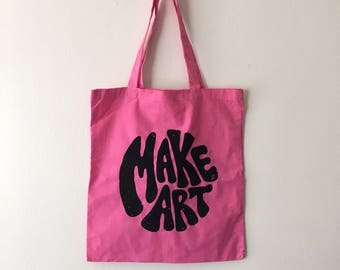 Make Art Tote