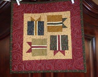 Decorator Presents Quilt, Christmas Quilt 0319-06