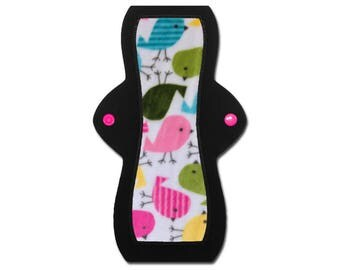 "Reusable Sanitary Pad (10"" Heavy - Chick Minky)"