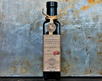 Fig Balsamic Vinegar - Glaze