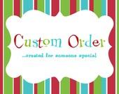 Custom order for parerachel