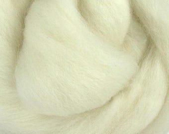 White Polwarth top