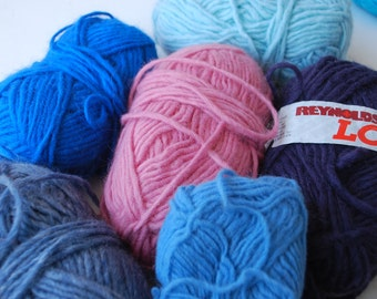 1 pound Reynolds Lopi original Icelandic yarn