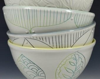 Custom Serving Bowl for Lis and Michael's Wedding Registry