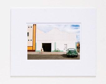 Downtown Marfa Texas Fine Art Photography Print SALE