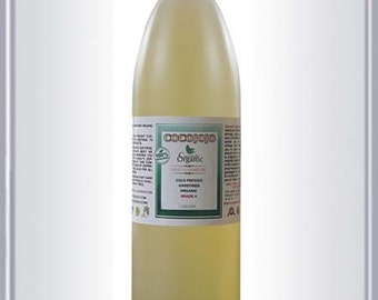 Sweet Almond Oil 100% Pure Organic