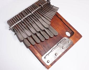 25 Key Large Mbira Thumb Piano Kalimba - Nhare Tuned Handmade in Zimbabwe! Ships fast from USA!