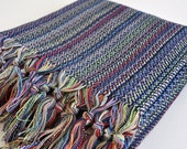 Turkish Towel Multicolor Cotton Peshtemal Hand loomed for beach and bath soft