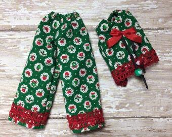 Blythe Doll Christmas Pajamas