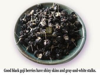 Wild Black Goji Berry Tea 80g