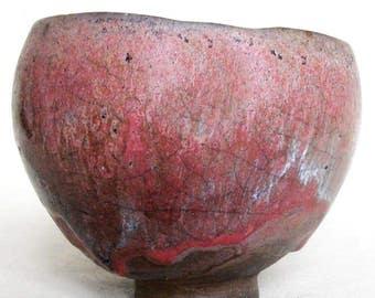Tea Bowl, Matcha, Chawan, Tea Cup, handmade ceramic tea cup,collectible ceramic and pottery, Wabi Sabi