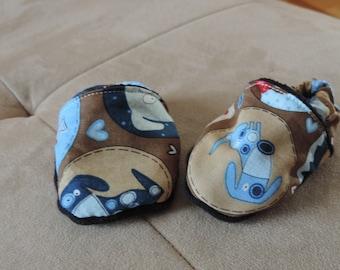 dog baby slipper