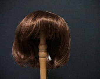 Sale Kimberly, Human Hair Doll Wig from Monique. Size 14-15.  Color is Auburn