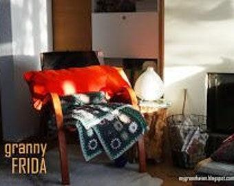 Granny blanket FRIDA