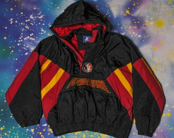 Florida State SEMINOLES Starter Sports Jacket Size XL