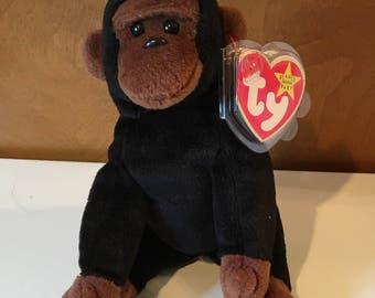Congo, Beanie Babies Monkey