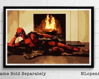 Deadpool posters | Etsy