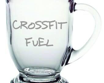 CrossFit Fuel Coffee Mug FREE Personalization