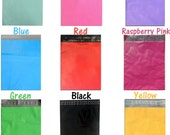 "100- 10x13"" 9 Colors! Choose your own Color Combo ~Teal\Purple