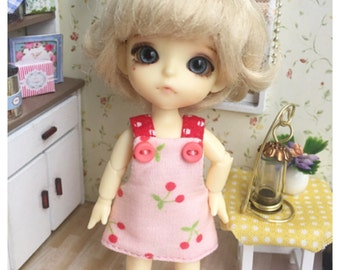 "Lati White Outfit : ""Cherry Dress"" (Dress)"