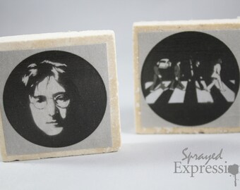 The Beatles Magnets | Set of Two