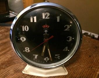 Polaris Alarm Clock - Rarer Black Face