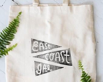 East Coast Gal Tote