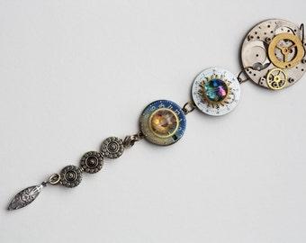 Glass / Metal Beads & Watch Parts Christmas Decoration Ornament / Sun Catcher