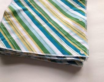 Reusable Paper Towels, Unpaper Towels, Kitchen Towels, Cloth Paper towels, Snapping Towels, Kitchen Roll, Reusable Paper Towel, Eco-friendly