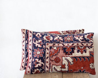 Oriental Rug Pillow Etsy