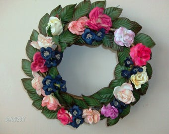 Mini Wreath with Roses