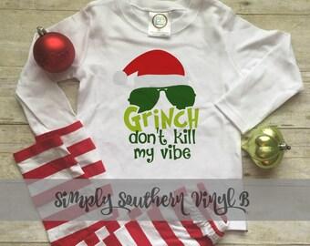 """Shop """"grinch shirt"""" in Boys' Clothing"""