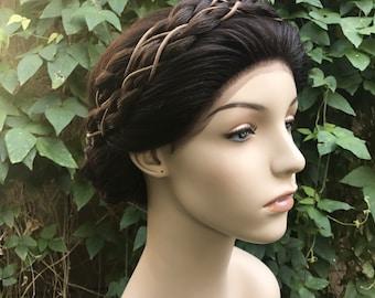 Princess Leia Endor Professional Lace Front Wig